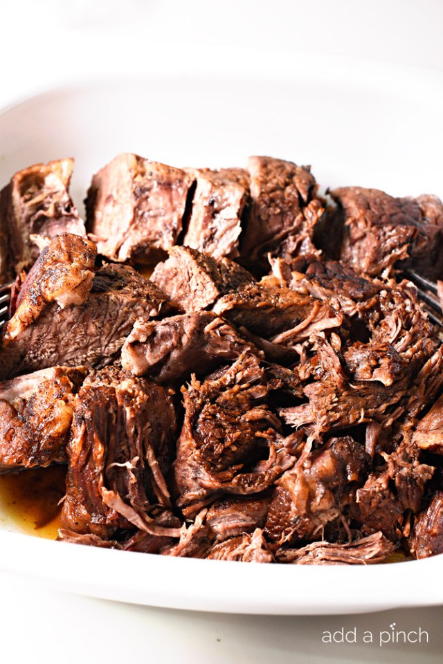 Pressure Cooker Recipes - Balsamic Roast Beef Recipe