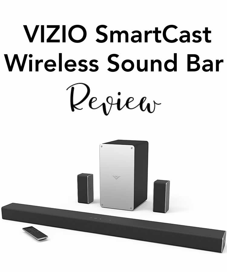 Vizio Smartcast Wireless Sound Bar Review