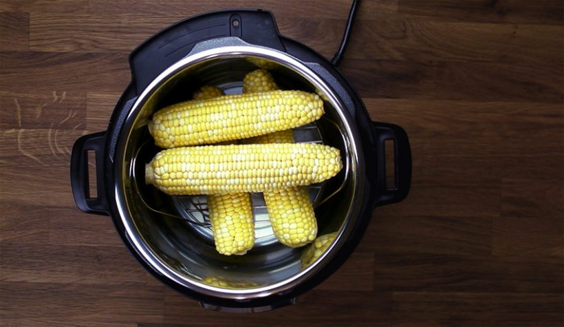July 4th Picnic Recipes - Corn on the Cob