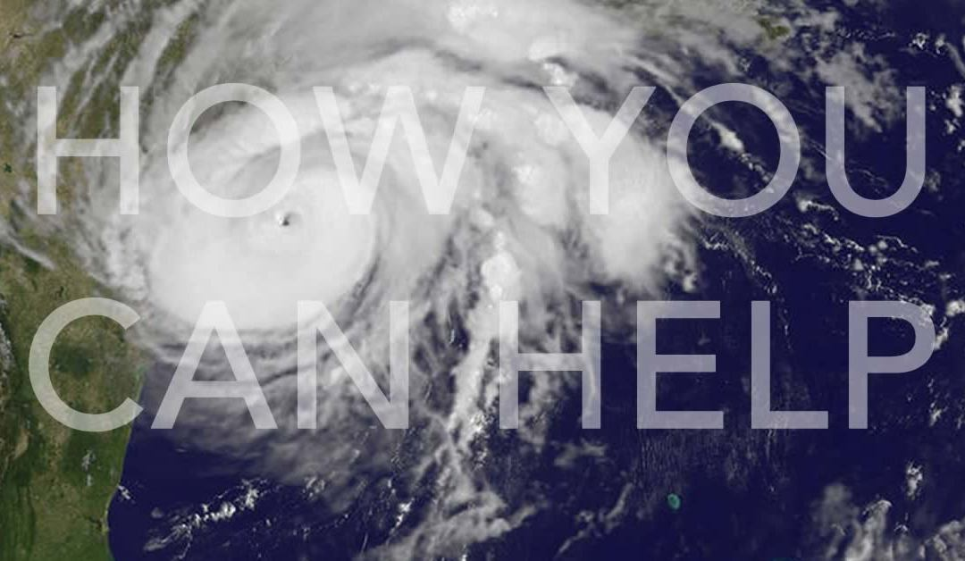 How to Help Houston After Hurricane Harvey