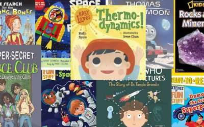 The BEST STEM Books for Kids – The Ultimate Guide to Finding the Right STEM Book for Your Kids!