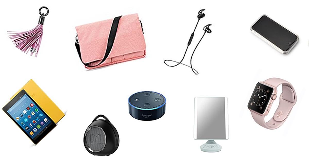 teen-girls-tech-gift-ideas  sc 1 st  Digital Mom Blog & Tech Gifts for Teen Girls - Best Technology Gift Guide 2017