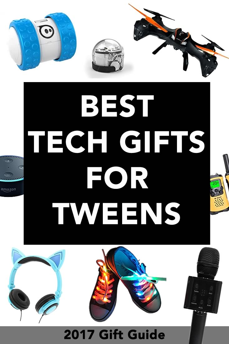 Tween Tech Gift Ideas
