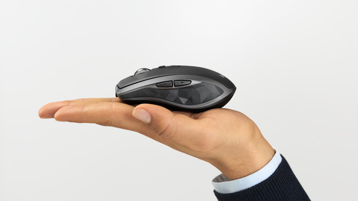 Logitech MX anywhere 2s mouse review