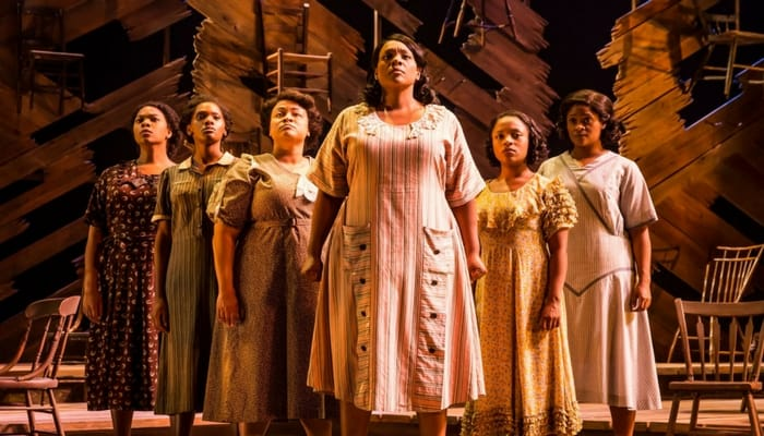 The Color Purple Dallas Musical