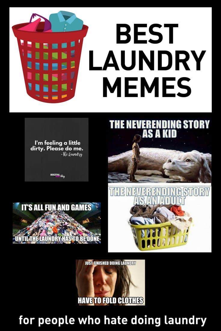 BEST Laundry Memes