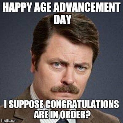 age advancement day
