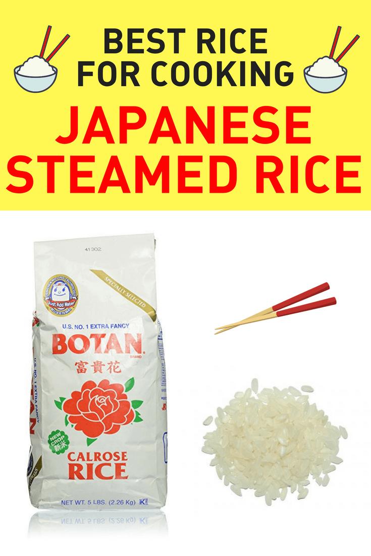 Botan Calrose Rice best japanese rice brand - instant pot rice