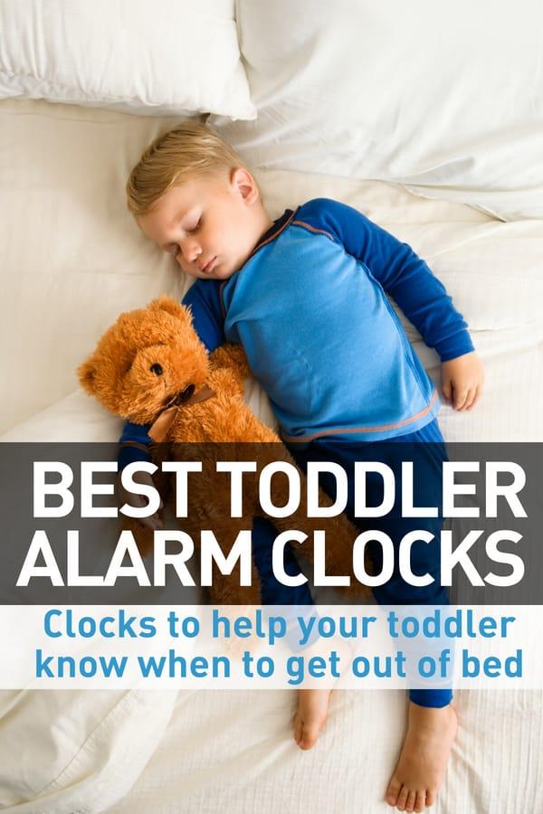 best toddler alarm clocks 2018 - Shop Digital Mom's Faves
