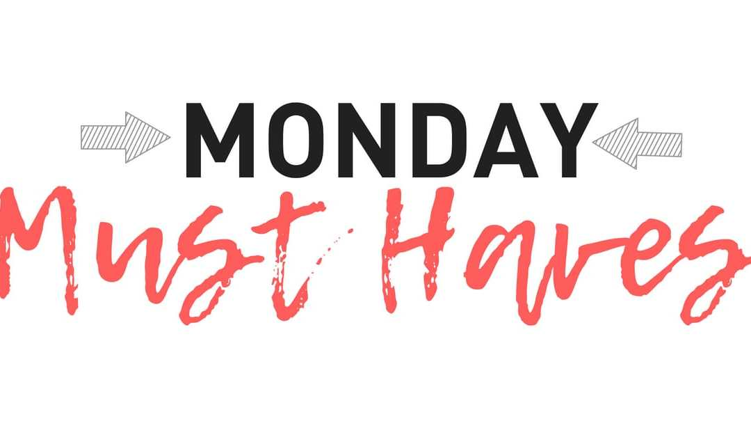 Monday Must-Haves = New Fingerlings, Logitech Mount, Fabulous Ikea Curtains and More