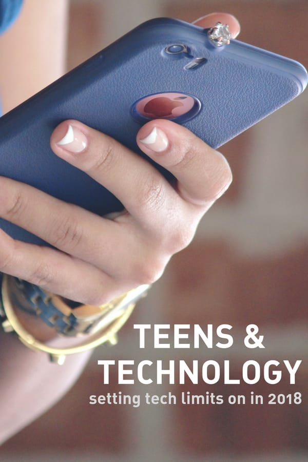 Setting Tech limits for teens
