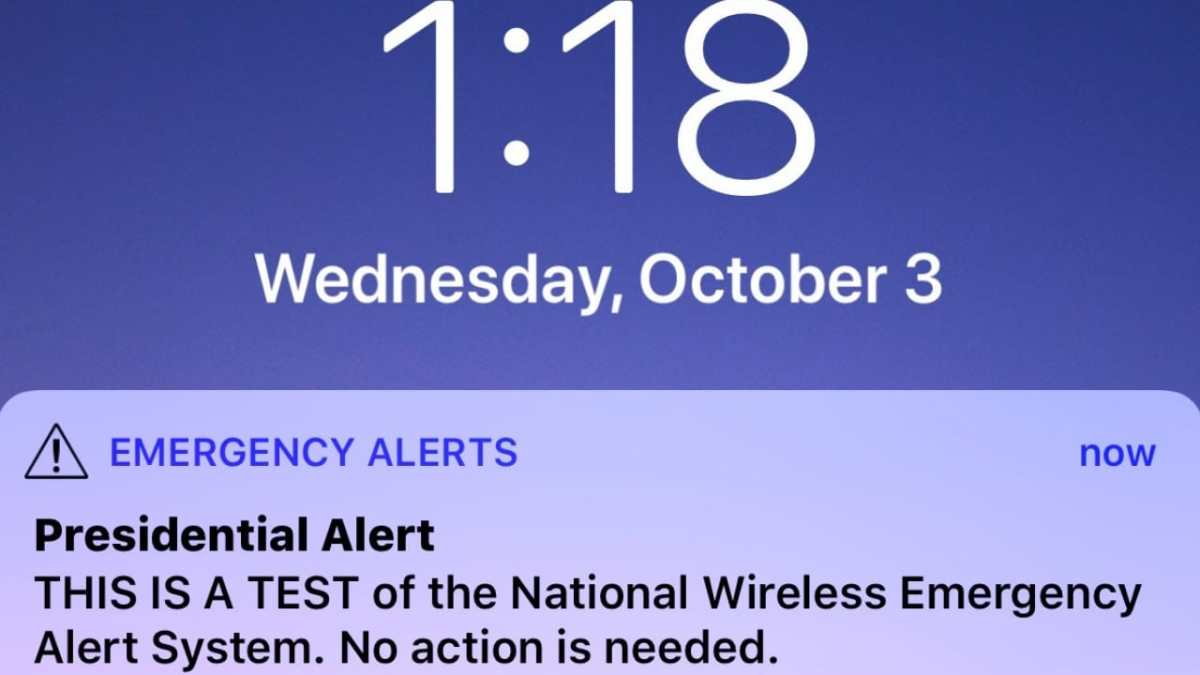 Presidential Alert – What Is It? How Do I Stop Them? Why Did I Get It?
