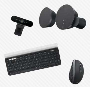 tech bundle logitech giveaway perfect for the home office when working from home