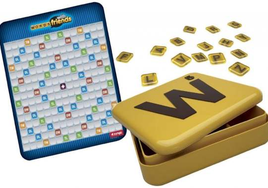 Words with Friends Road Trip Game