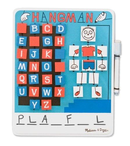hangman road trip