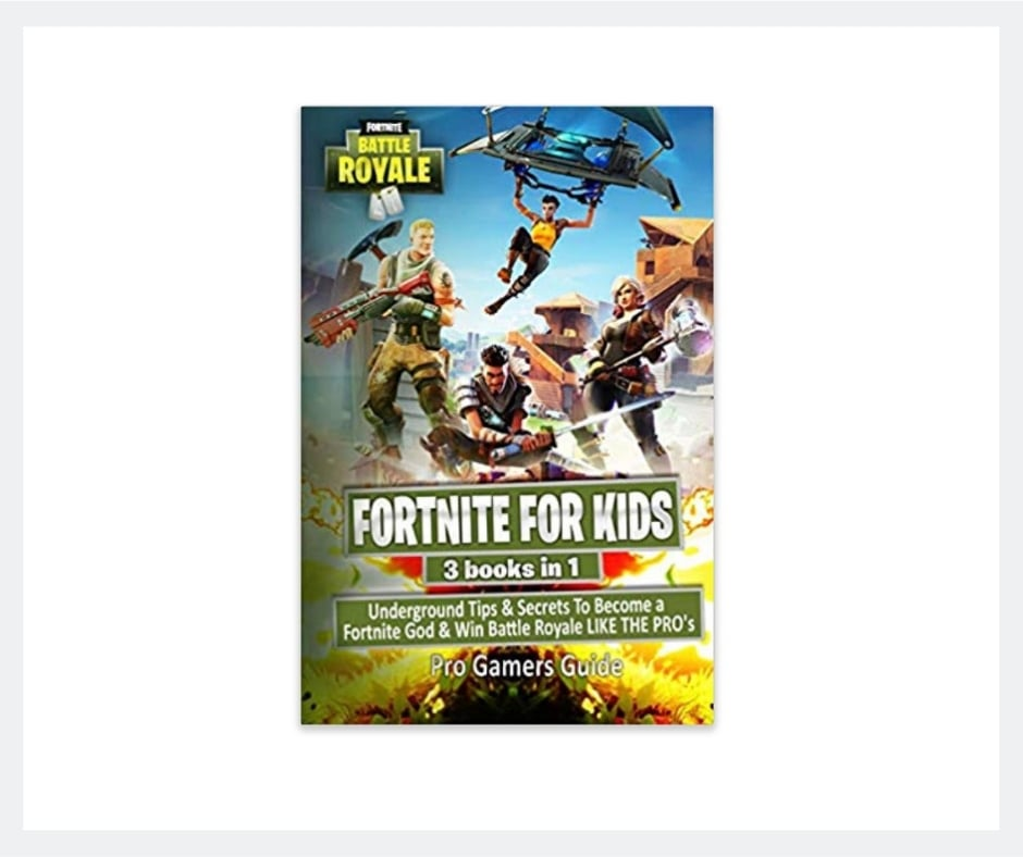 fortnite book