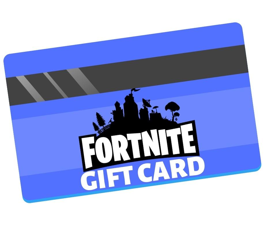 fortnite gift card