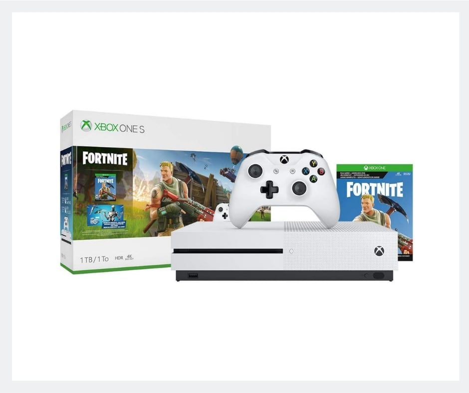 fortnite xbox bundle