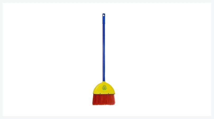 play broom