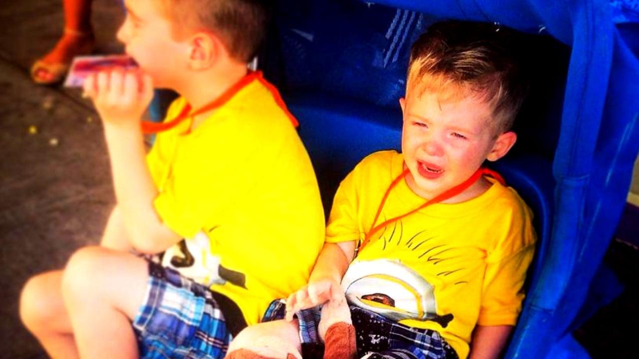 Terrible Twos - Toddler Tantrums