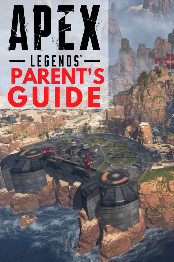 Parent's Guide to Apex Legends