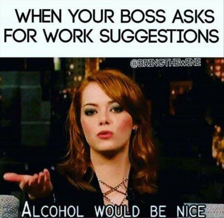 Work Memes - When your boss asks for suggestions