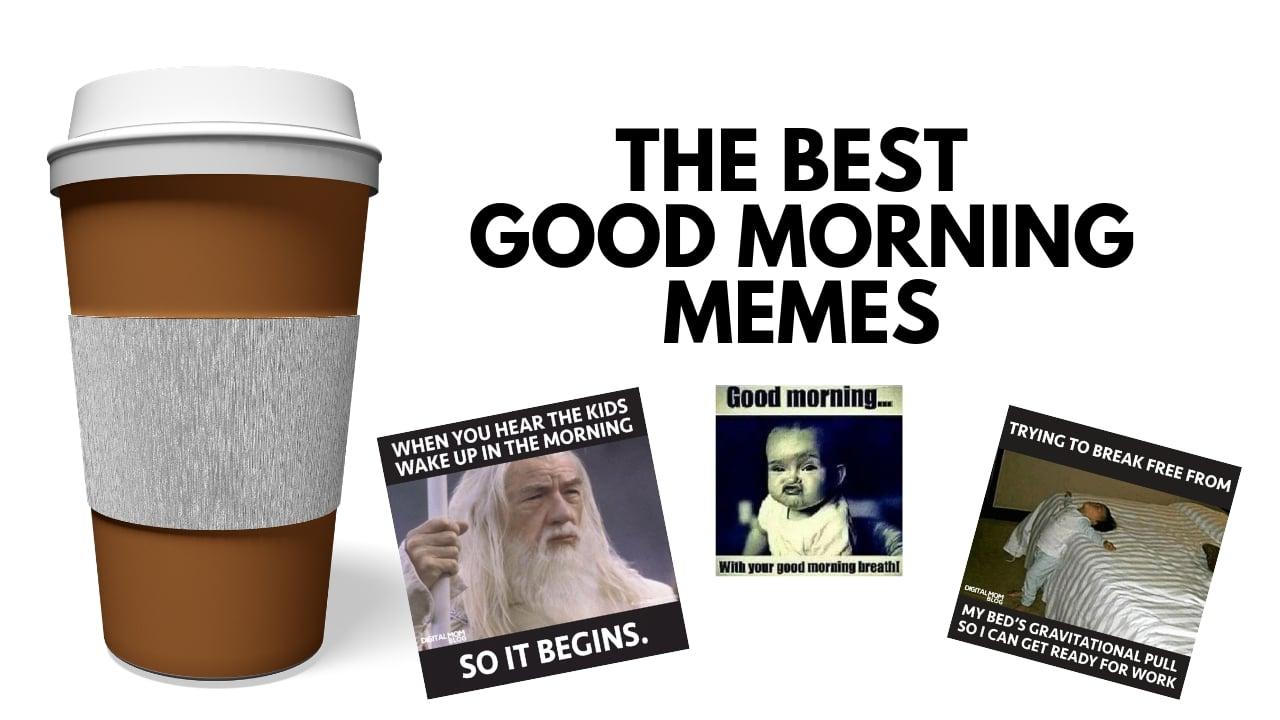 Best Good Morning Memes for Starting the Day