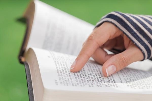 bible studies are boring