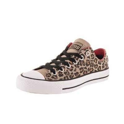 leopard print converse