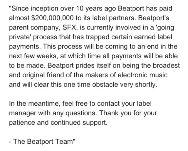 beatportletter