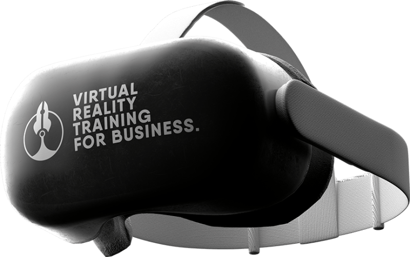 VR training for business solutions headset digitalnauts