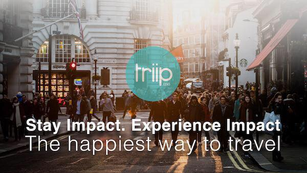 Triip announces booking by blockchain feature