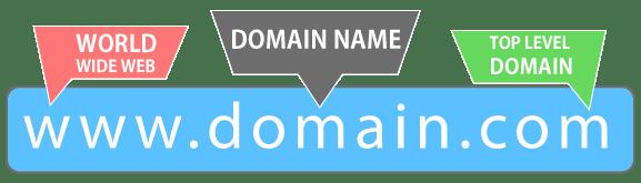domen struktura blog