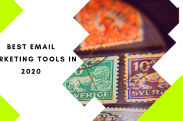 email marketing tools 2020