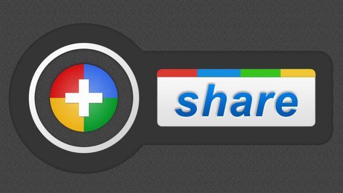 Google-Share-button