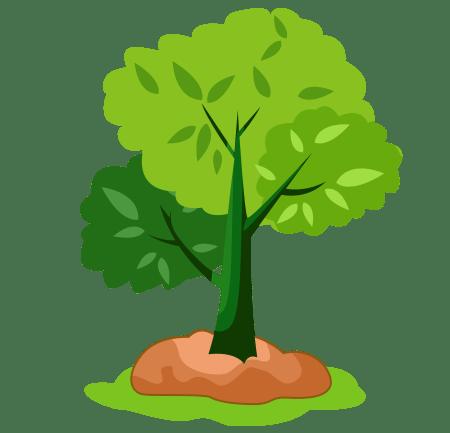 growth like a tree