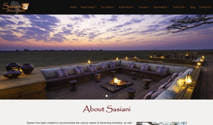 Sasiani African Safaris