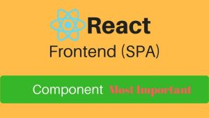 react component
