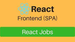 react js jobs