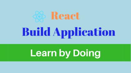 react build application