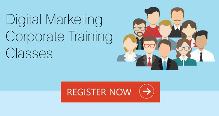 Digital Marketing Corporate Training Courses