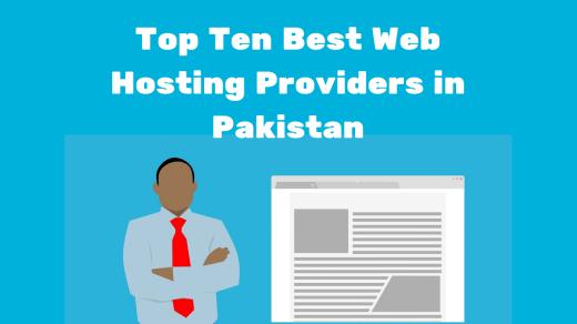 Top Ten Best Web Hosting in Pakistan Best Web Hosting Companies