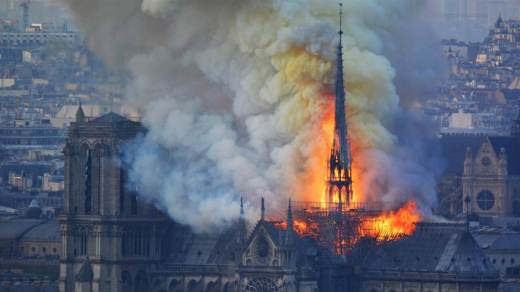Notre Dame Can Be Rebuilt Again Here Is How It Can