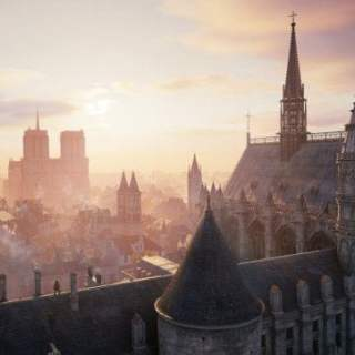 Notre Dame Will Be Reconstructed With The Help Of Assassins Creed Unity