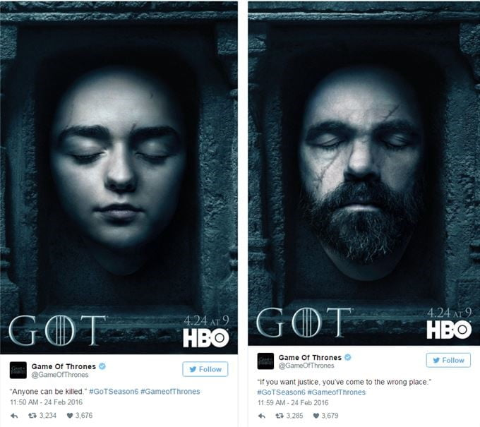 game of thrones campaign