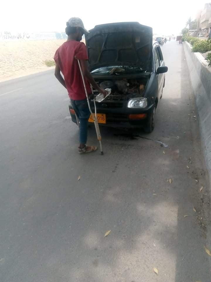 handicap careem drive pakistan 2