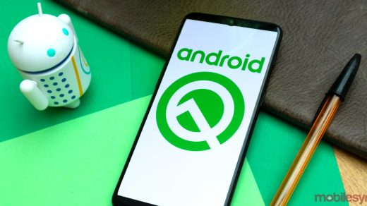Smartphones Are Getting Android Q Update