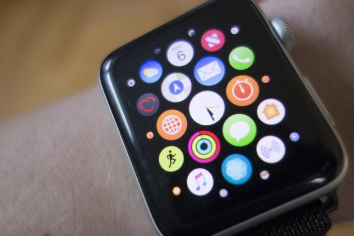 Apple Watch Getting Own App Store