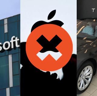 China Set To Ban Apple Tesla and Microsoft After Huawei Ban