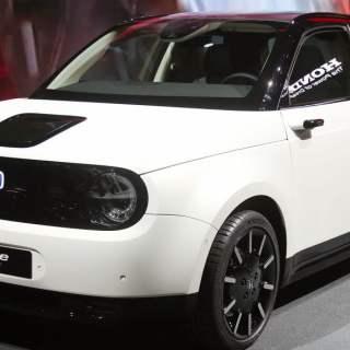 Honda E buy